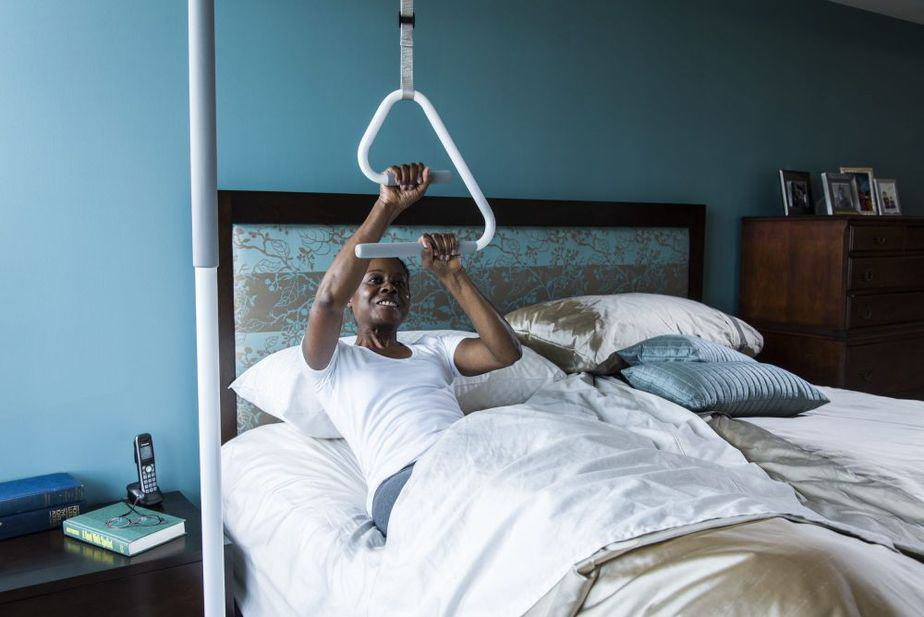 Best Trapeze Bars for Bed Mobility
