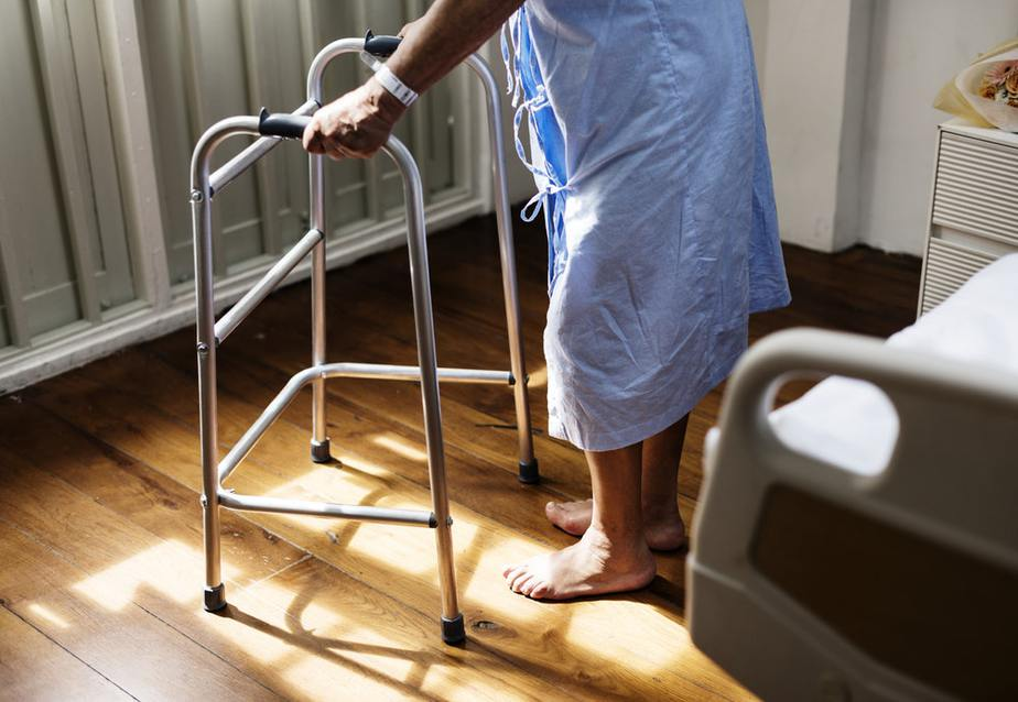 Preventing Falls in the Elderly