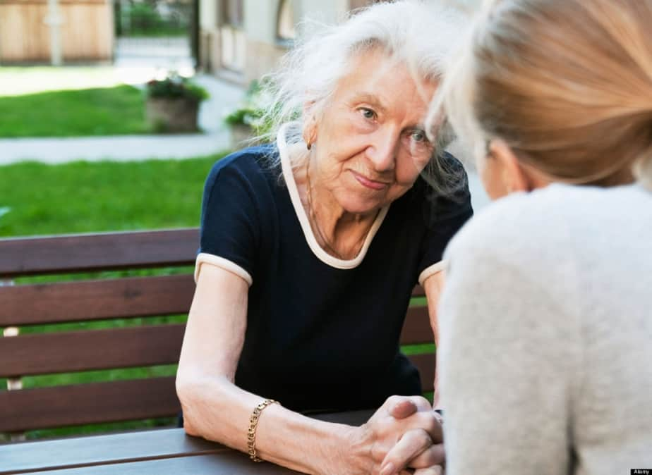 Improve communication with your difficult aging parent