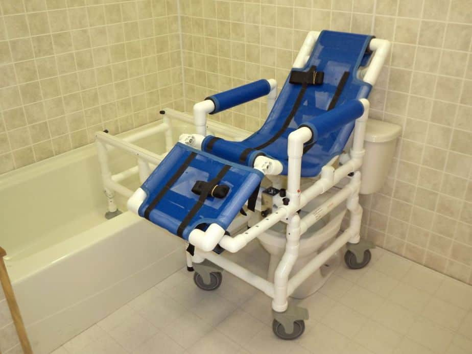 5 Best Reclining Shower Chairs 2020 Elderly Care Systems