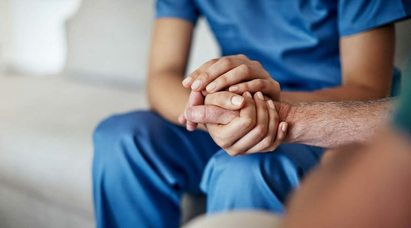 Palliative care vs. Hospice care