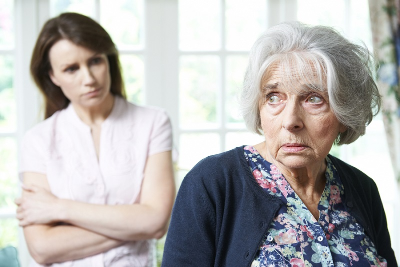 How to Cope with Caregiver Anger?