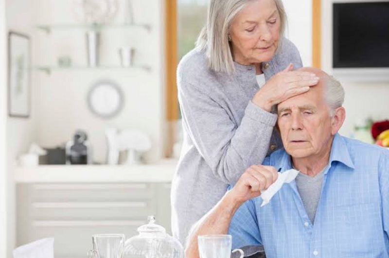 How to Help the Elderly get Through the Allergy Season?