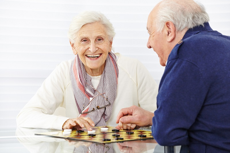 Games and Activity Devices for Alzheimer's Patients