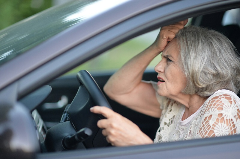 When an Elderly Driver is No Longer Safe Behind the Wheel 12